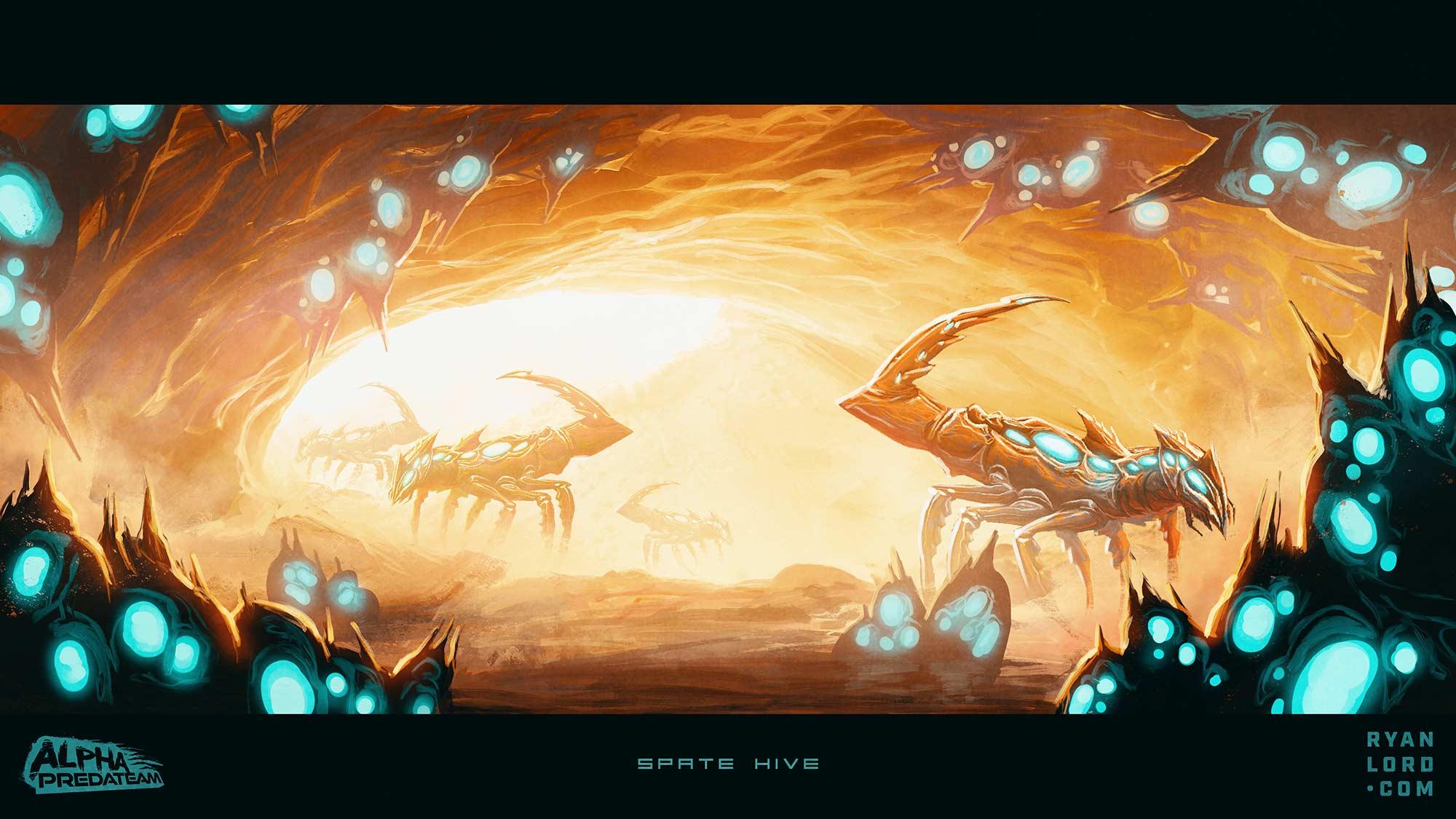 Spite Hive